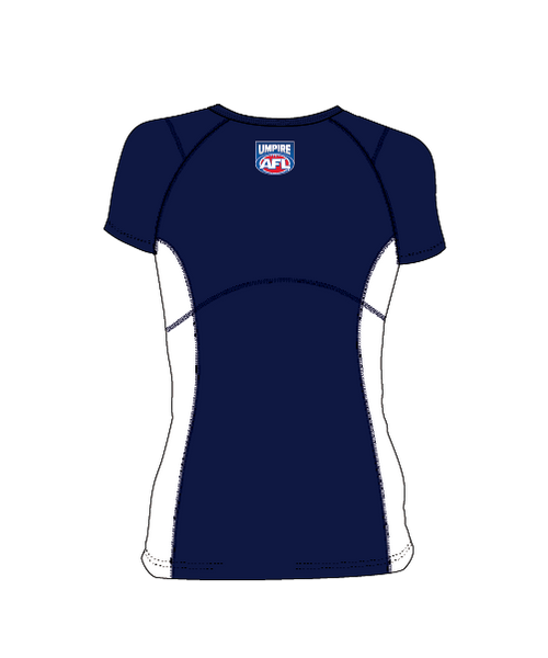 Yarra Ranges Women's Active Umpire Tee (Off Field)