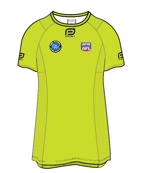 PFUA Women's Active Umpire Tee (On Field)