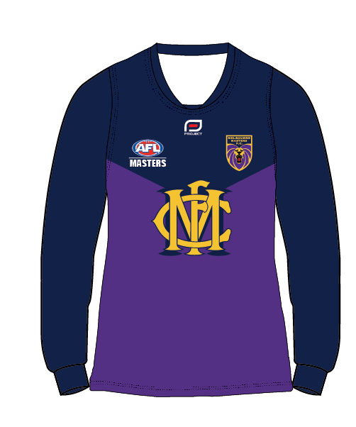 MFCC Women's Long Sleeve AFL Jumper