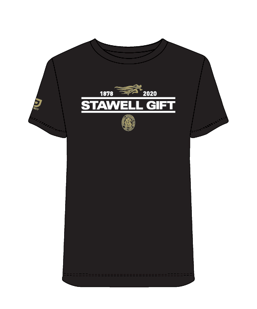 Stawell 2020 Women's Cotton Tee - Black