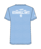 Stawell 2020 Women's Cotton Tee - Blue