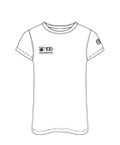 100 Year Currumbin SLSC Women's Casual Tee - White