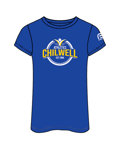 Athletics Chilwell Women's Cotton Tee - Option 2