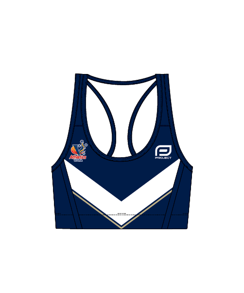 Aths VIC Women's Crop Top - Competition Item