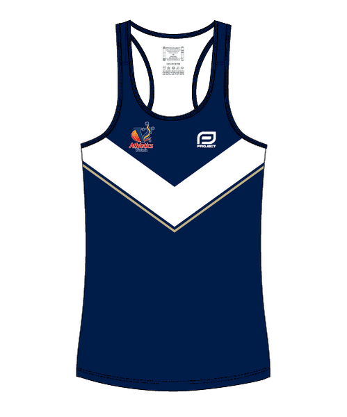 VIC Women's Escape Singlet - Competition Item