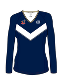 Aths VIC Women's L/S Warm Up Tee