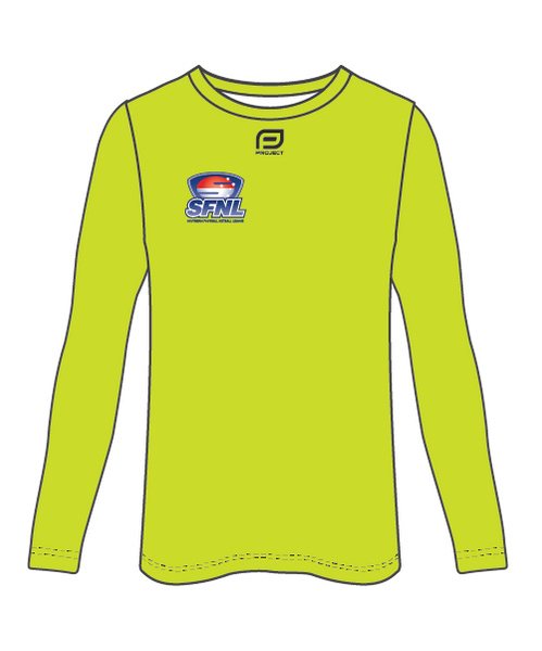 SFNL Women's Long Sleeve Umpire Tee