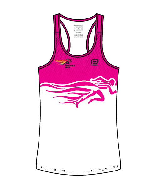 Women's Escape Singlet - 2019 - Pink