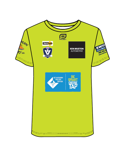 Goulburn Valley Women's Umpire tee
