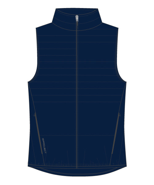Women's 500 Down Vest - Navy