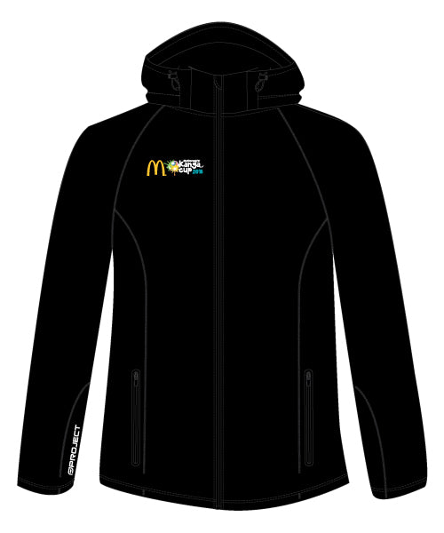 Kanga Cup 2018 Women's Smooth Membrane Hooded Jacket