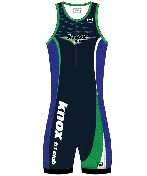 Knox Women's Long Distance Tri Suit