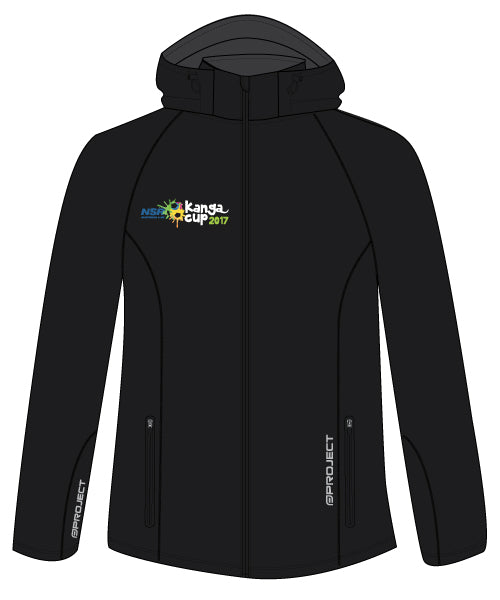 2017 Women's Kanga Cup Smooth Membrane Hooded Jacket