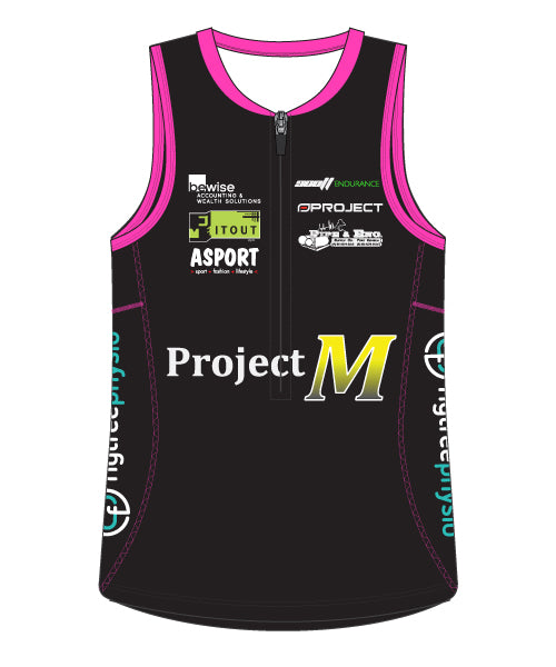 Project M - Women's Tri Top