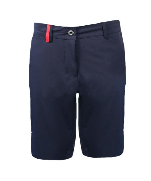 Women's Casual Golf Short - Navy