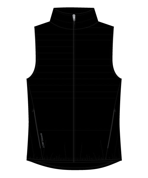 Women's 500 Down Vest - Black