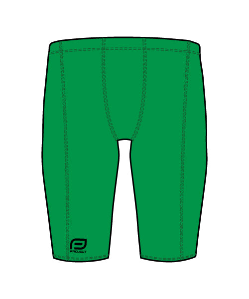 Youth V3 Compression Short - Green
