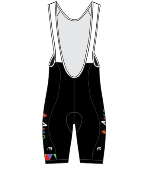 Women's Cycle Bib Short - 4ASDS
