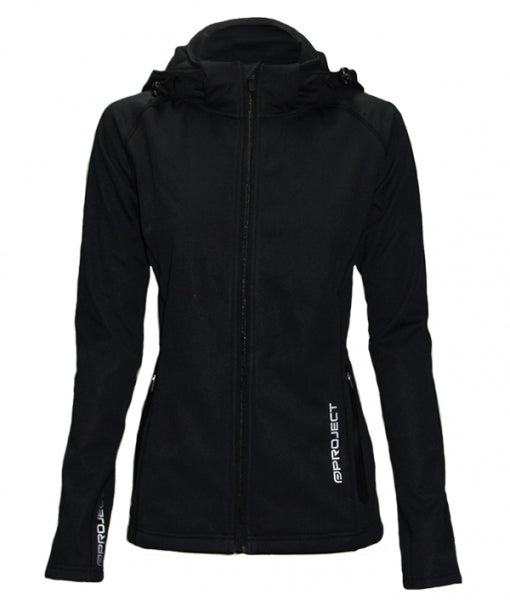 Women's Smooth Membrane Jacket With Hood