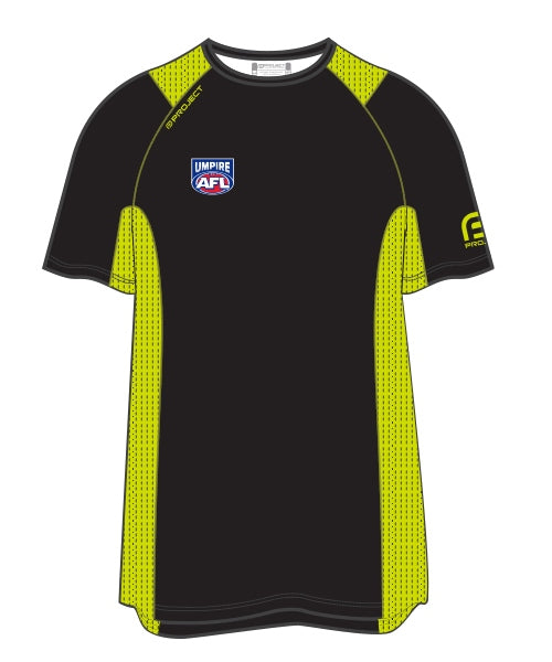 AFL Men's Active Umpire Tee - Off Field