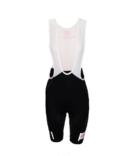 Women's Cycle Bib Short - PINK