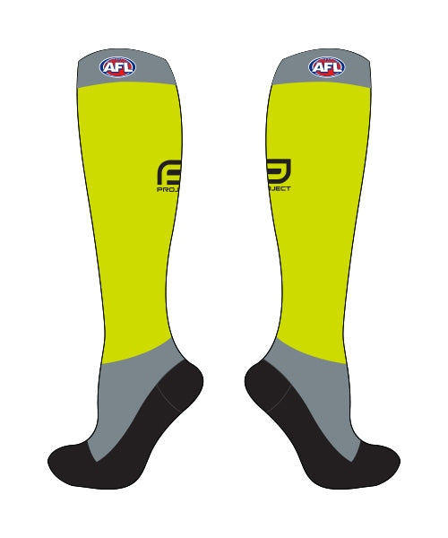 AFL Unisex Umpire Socks