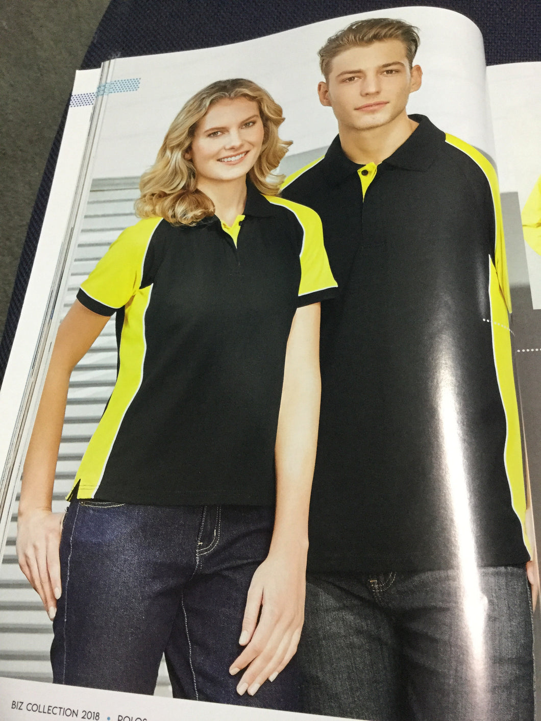 LADIES NITRO S/S POLO