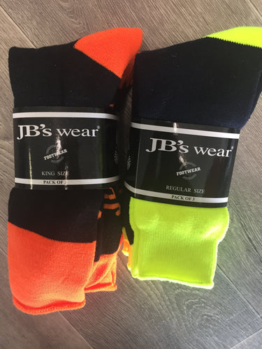 BAMBOO WORK SOCKS 3 PACK