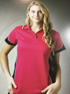 BE SEEN LADIES POLO