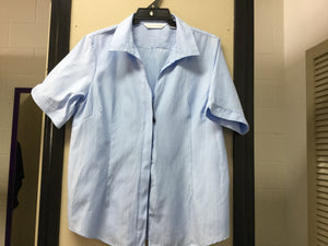 Biz Collection Ladies S/S Classic Shirt