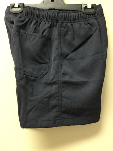 Bowen State High School Boys Shorts Navy