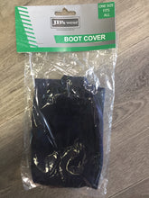 VIS BOOT COVER WITH TAPE