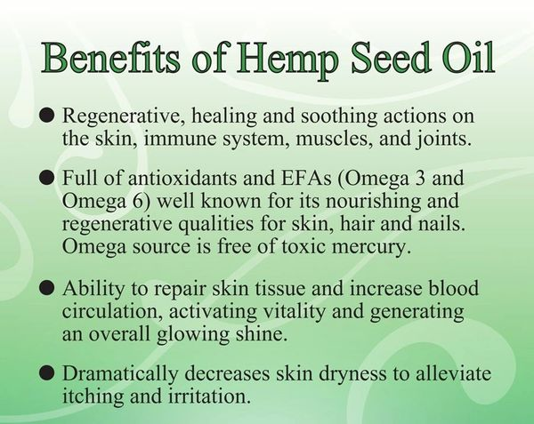 10oz Organic Hemp Healing Lotion (Cell growth and Anti-aging)