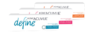 Acuvue 1-Day Define 90 Pk