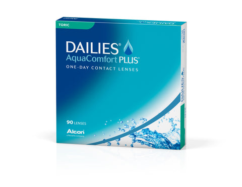 Dailies AC Plus Toric 90 Pk