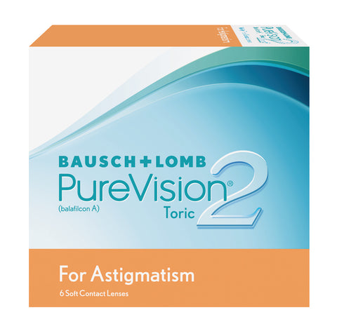 PureVision 2 HD Toric 6 pk