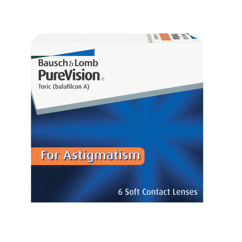 PureVision Toric 6 pk