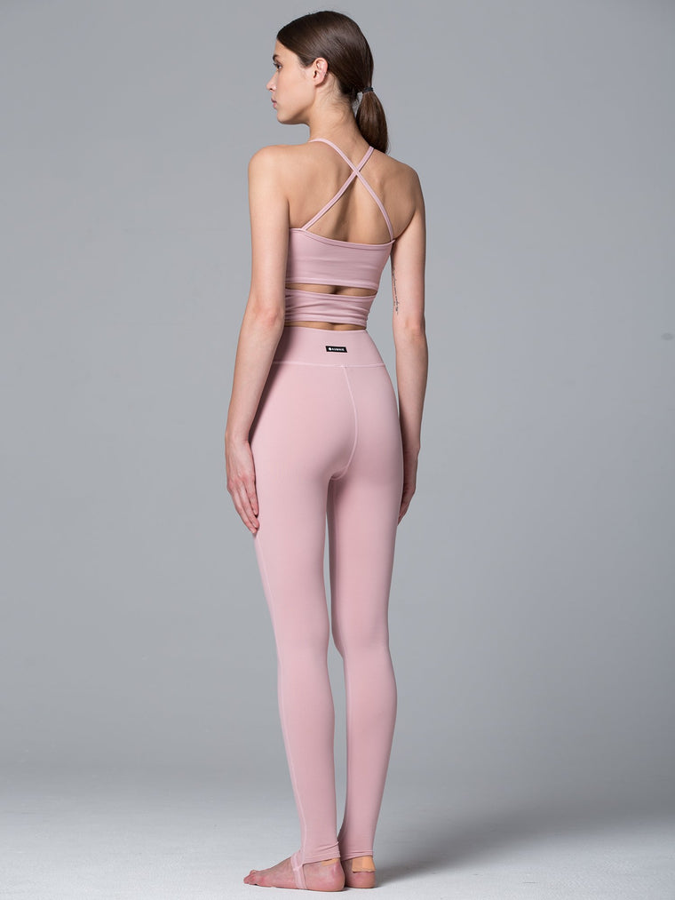 CAMISOLE JUMPSUIT, BLUSH