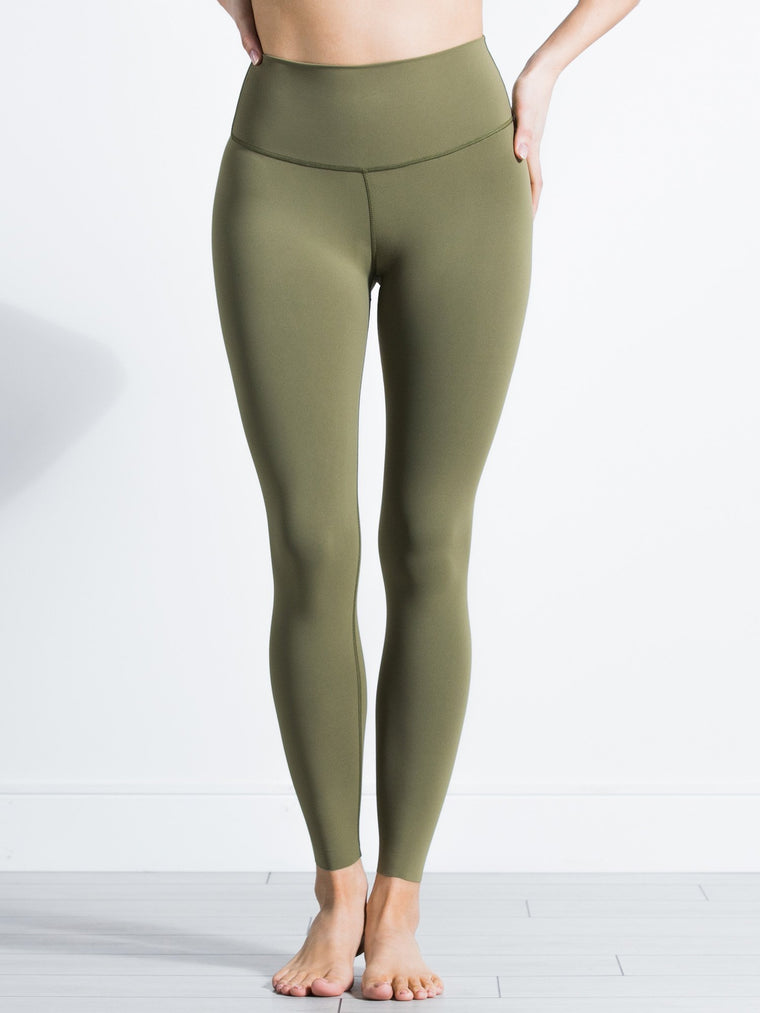 NUDE SHAPE PANTS, SAGE