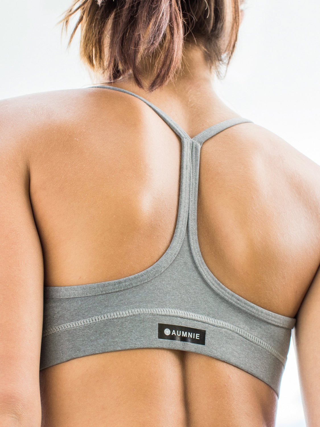 ENERGY BRA 2.0, LIGHT HEATHER GREY