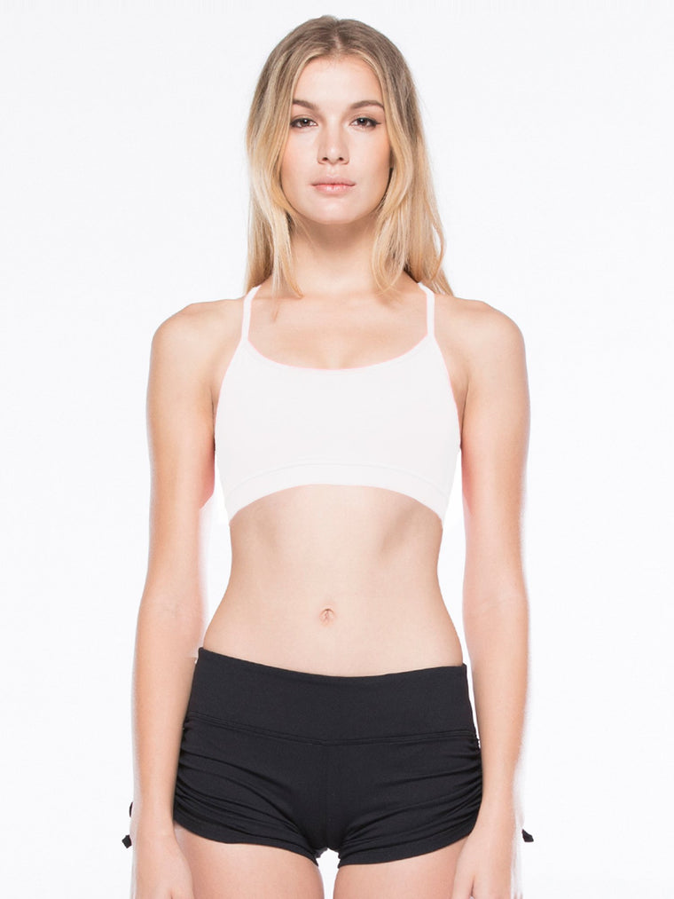 ENDLESS BRA 2.0, WHITE