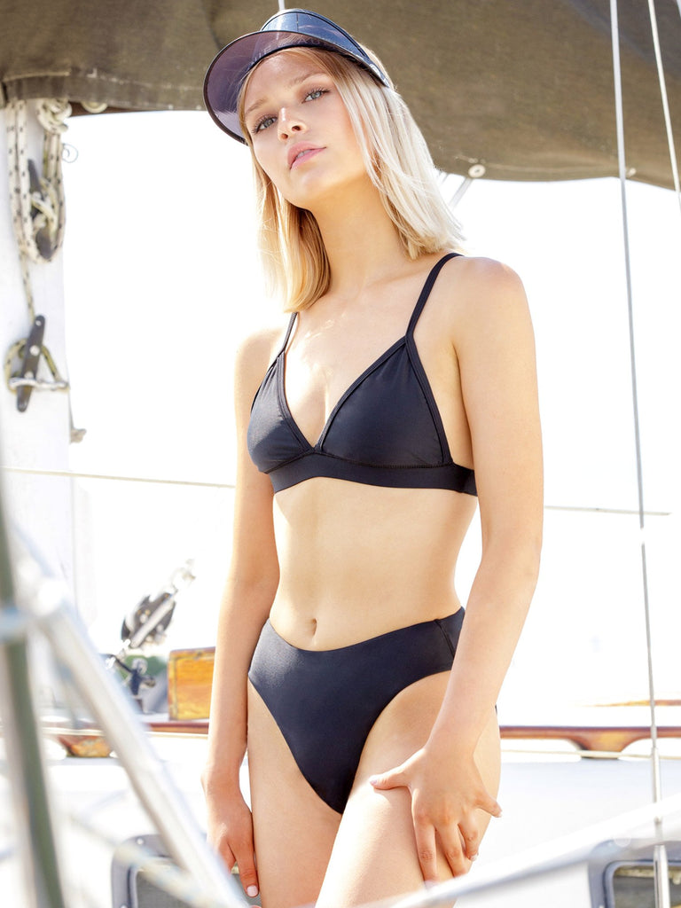 SIMPLE BIKINI, BLACK