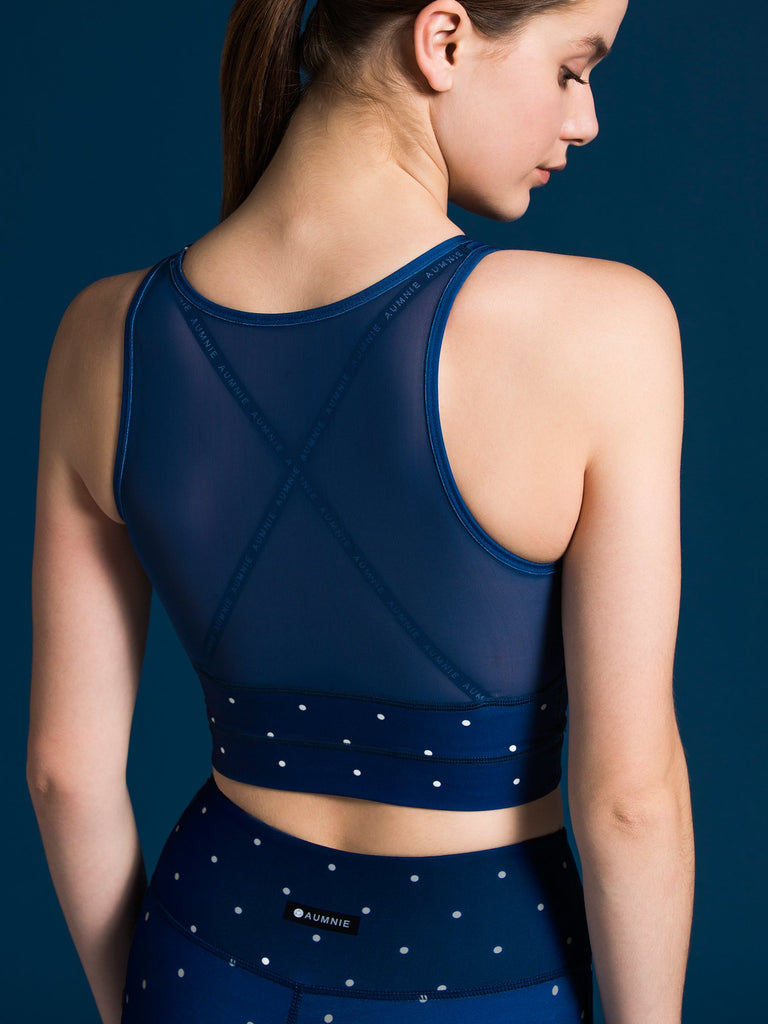 REARVIEW BRA, MOLECULE/ATLANTIC MESH