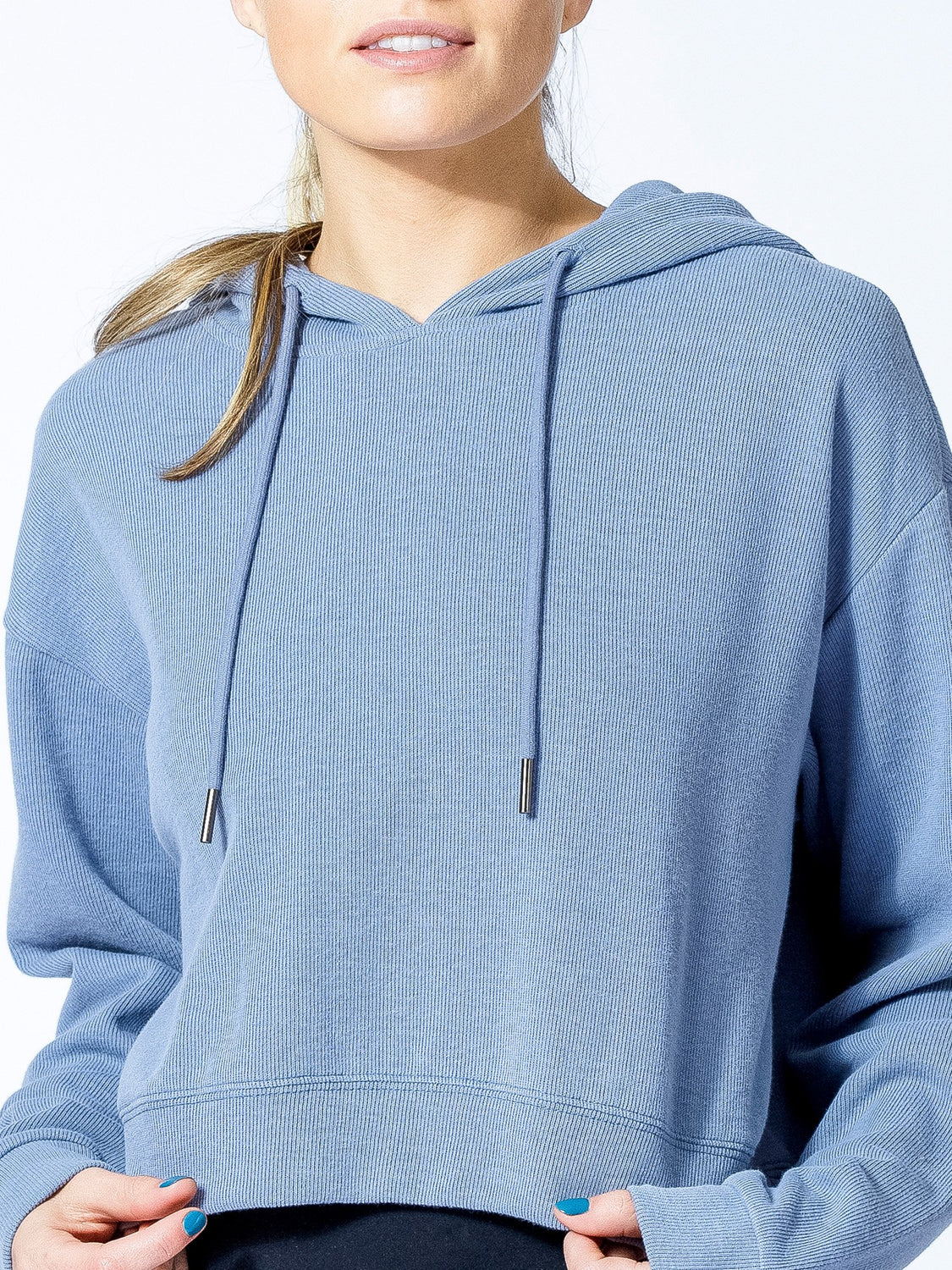 EVERYDAY BRIGHT HOODIE, HAZE