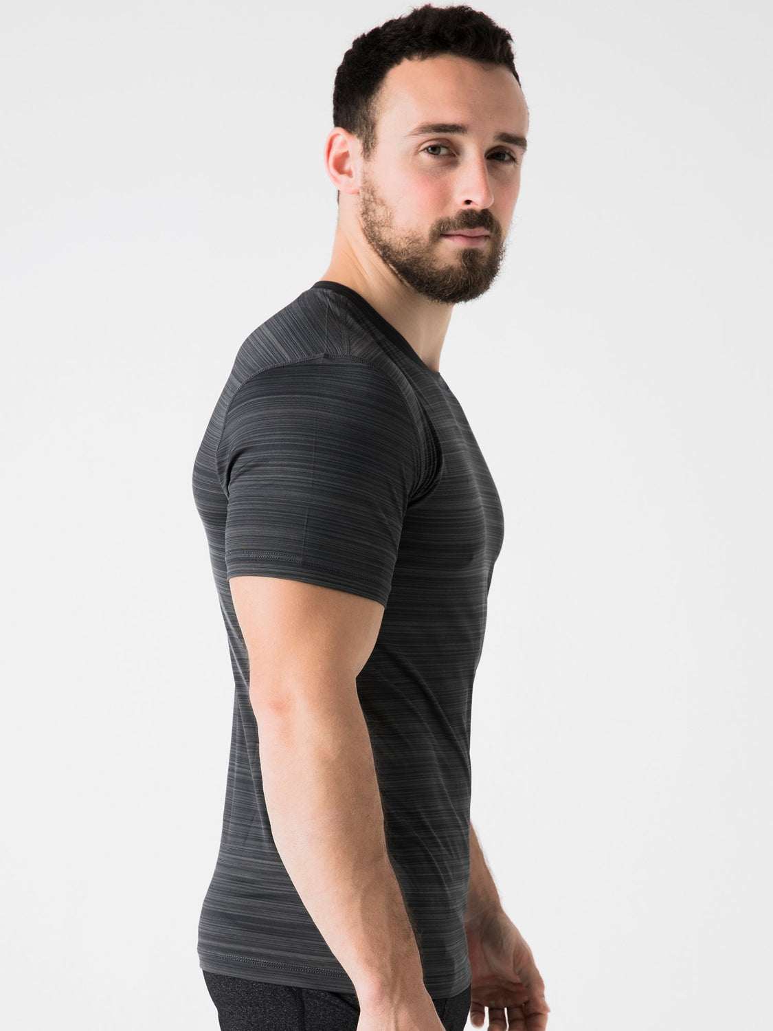 ATHLETE TEE, GREY WFX