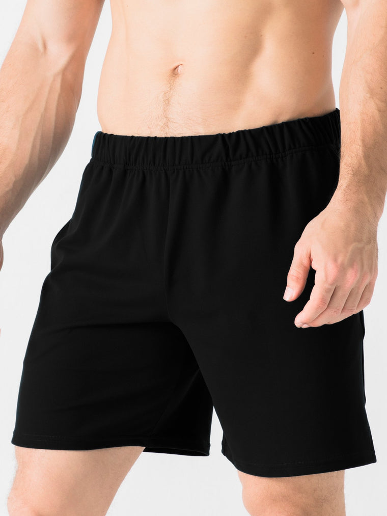 THE SIX SHORTS, BLACK