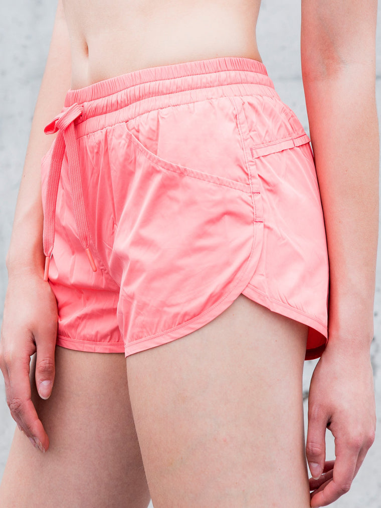 RELAY RUNNING SHORTS, PINK