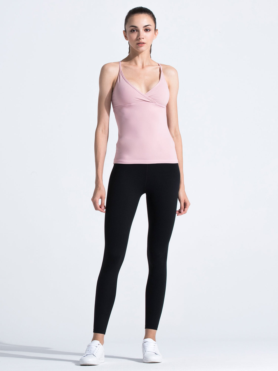 ATTRACTION TANK,BLUSH