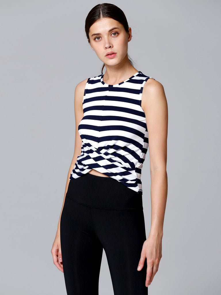 SSENTIEL 23, NAVY STRIPES