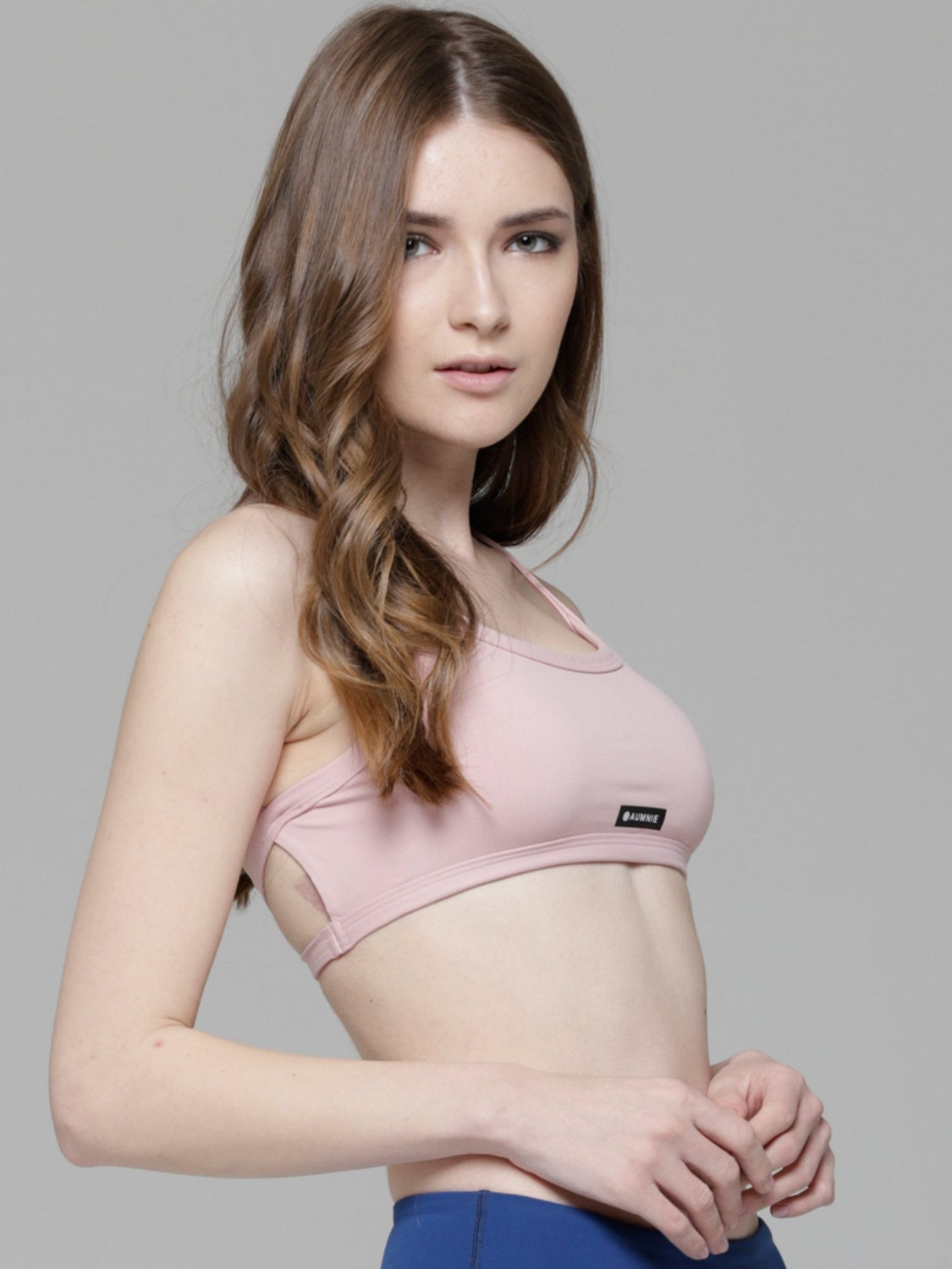 COLLATERAL BRA 2.0, BLUSH
